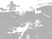 Arnold Böcklin, Im Spiel der Wellen, 1888