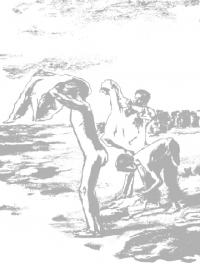 Max Liebermann, Badende Jungen, 1898